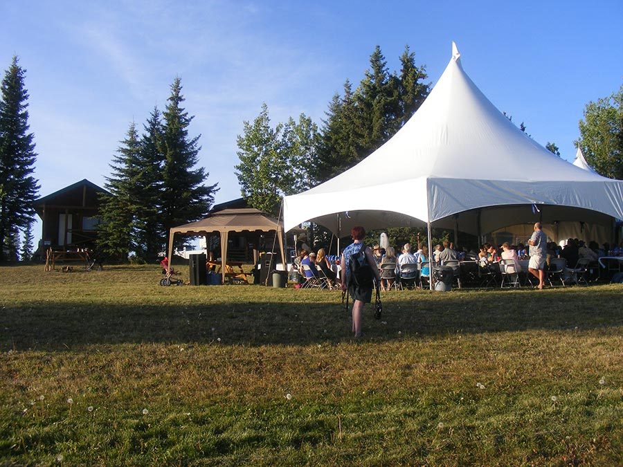 Reunions, picnics and corporate events