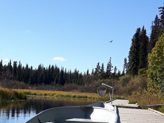 Recreational Angling and Fly Fishing at Tatuk Lake